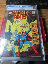 Comic - 1968 World's Finest #174 CGC 6.0