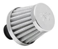 "62-1600WT K&N Vent Air Filter 3/8""-1/2""ID FLG X 2""OD B X 1-3/4""H X 1.5""TP CR (KN"