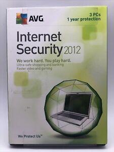 AVG INTERNET SECURITY 2012