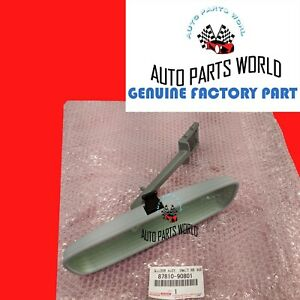 GENUINE TOYOTA 78-83 LAND CRUISER BJ40 FJ45 INNER REAR VIEW MIRROR 87810-90801
