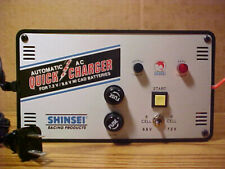 """Shinsei Racing Products """"Automatic AC Quick Charger"""" 7.2V/9.6V Ni Cad Batteries"""