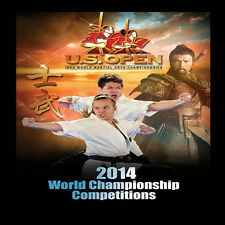 2014 ISKA U.S. Open World Martial Arts Championships Tournament DVD
