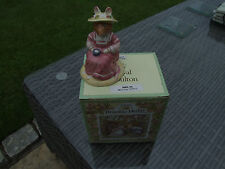 ROYAL DOULTON BRAMBLY HEDGE MRS SALTAPPLE DBH25 MADE IN ENGLAND MIB