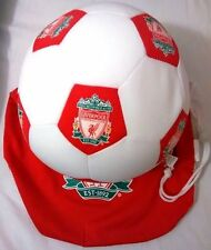 OFFICIAL LIVERPOOL FC FOOTBALL CUSHION - FREE P&P