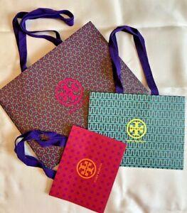 Brand New Tory Burch Logo Gift Bag/Shopping,Box,Flap bag S,M,L...choose yours
