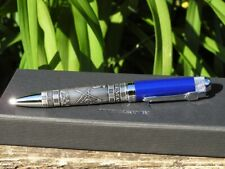 Embossed Masonic Ballpoint Pen - Freemasons - Masons - Square and Compasses