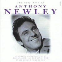 ANTHONY NEWLEY - THE VERY BEST OF ANTHONY NEWLEY NUEVO CD