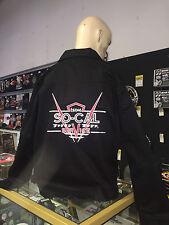 So-Cal Speedshop mechanic lightweight jacket size XXL hot rod gasser rockabilly