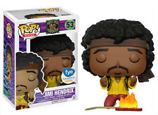 Jimi Hendrix Monterey 1967 Flaming Guitar POP! Rocks #53 Vinyl Figur Funko