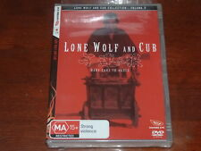 Lone Wolf And Cub Collection Volume 3 - Baby Cart To Hades (Region 4) DVD NEW