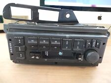 BMW RDS EON Motorcycle? Tape Cassette Deck Radio 65147659032 6512-7 659 032