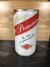 Vintage Steel Beer Can Premium Exceptional Quality Grain Belt Heileman Brewing