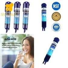 Alpinewater Premium Refrigerator Water Filter 4396841, 4396710, Kenmore 9030, 90
