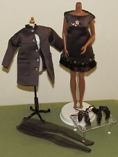 Happy Go Lightly Barbie Silkstone Fashion Model Complete Outfit Ensemble (#4)