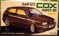1991 vw golf 3 Cox 420 si 1:24 Fujimi 126180