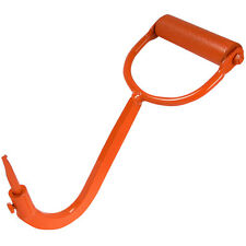 Log Lifting Hook - has a replaceable tip. Made in Canada