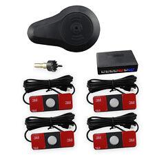 4X Silver Car Parking Sensors BiBi Buzzer Alarm 13mm as Original Reverse Radars