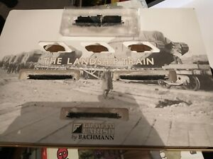Bachmann Graham Farish Landship Train pack Set. N gauge WW1 WD