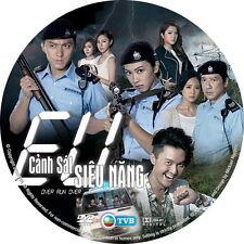 Canh Sat Sieu Nang - Phim Bo Hong Kong