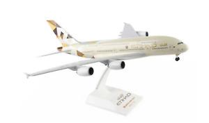 Skymarks Etihad Airbus A380-800 1/200 SKR840