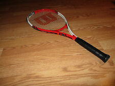 """Wilson Roger Federer Tennis Racket 110 4 1/4 L2  27"""" long"""