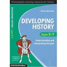 Developing History Ages 8-9  .....  School or Home Education