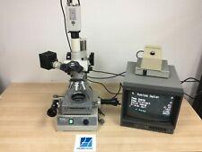 Nikon Um 2 Measurescope With Sony Dxc 970md Camera Cma D2 Pvm 1350 Monitor