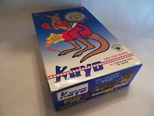 1991 Kayo Boxing Premiere Edition 36 Unopened Trading Card Pack Box NS44