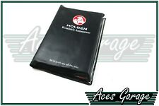 VY SS S2 Wagon Books Full Service History Pouch Case Cover Holder VZ - Aces