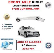 Asse Ant DX Inferiore Del Braccio Sospensione Anteriore per AUDI A6 Allroad 3.0