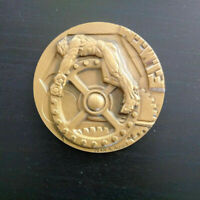 Superbe médaille Art Déco Jean AUGIS parfait état