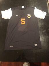 Game Worn Used Princeton Tigers Soccer Jersey Size M Nike #5