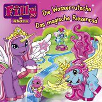 FILLY - 05: DIE WASSERRUTSCHE/DAS MAGISCHE RIESENRAD  CD NEU