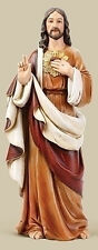 "24"" Sacred Heart Of Jesus Indoor Outdoor Garden Statue Joseph's Studio # 65962"