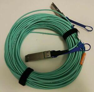 Mellanox QSFP+ 40m 56Gb/s active fibre cable MC220731V-040 infiniband FDR QDR