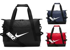 Nike Academy Mens Gym Sports Football Duffel Kit Bag Holdall Travel Holiday
