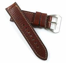 Mario Paci Original PAV 91 Leather Watch Strap for Panerai