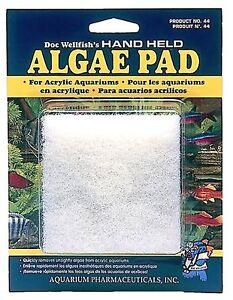 Aquarium Pharmaceuticals Algae Pad for Acrylic Aquarium