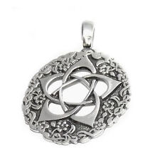 Pentacle of the Goddess Pendant (Pagan, Wicca Necklace)