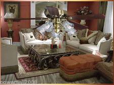 52-inch New Fashion Luxury Retro European Ceiling Fans Lamp