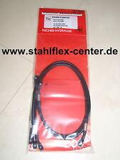 GSX R 600 / 750 SRAD STAHLFLEX komplett SCHWARZ GSXR600 AD GSXR750 GR7DB D90