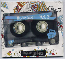 Hidden Gems Vol. 2 EMI Sync Sampler UK 21-trk promo only publishing CD Kraftwerk