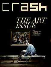 CRASH Magazine 62 ANNA MARTINOVA Cristopher Michaunt AGNES PULAPA Aline Pujo NEW