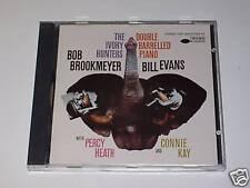 CD - BOB BROOKMEYER & BILL EVANS - THE IVORY HUNTERS