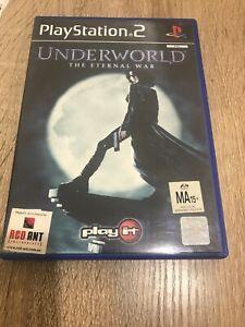 Underworld The Eternal War PS2 PAL