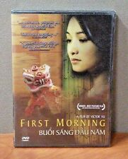 First Morning   (DVD)   BRAND NEW    Vietnamese with English Subtitles