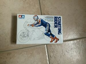 Figurine 1/12 Starting Rider No41 Tamiya