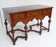 William and Mary Style Walnut Sideboard