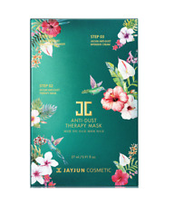 JAYJUN Anti-Dust 3 Step Therapy Mask 10 Sheets /100% Authentic Korea Cosmetic