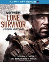 Lone Survivor - 2 DISC SET (2014, Blu-ray New) BLU-RAY